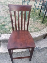 Wooden Chairs 4