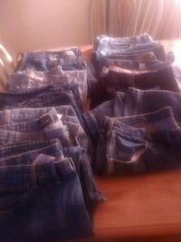 9 pants 50 x 32 to 40 x 32 Bakersfield, 93307