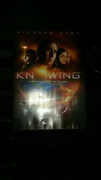 The knowing dvd Saint Hedwig, 78152