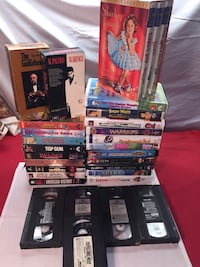 VHS Movies  Houston, 77032