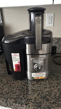 Silver and black Cuisinart Juice Extractor Anaheim, 92805