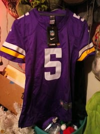 Vikings jersey womans authentic new Omaha, 68111