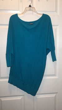 M - Express Asymmetrical Shrug Sweater East Ridge, 37412