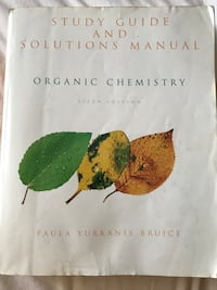 Study Guide And Solution manual