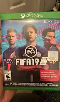 FIFA 19 Xbox one Boston, 02114