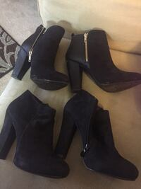 2 pairs of booties Alexandria, 22312