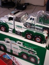 The Hess Truck is here.. 2019 2tow Hess truck