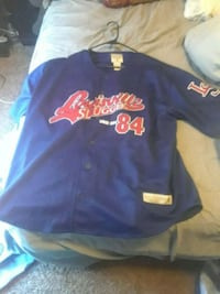 Louisville slugger 84 jersy 15$ today only