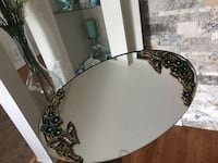 Mirrored perfume tray Vaughan, L4H 4K2