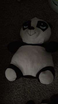 white and black panda plush toy Sacramento, 95822