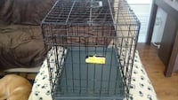 Dog Crate - midwest icrate folding metal