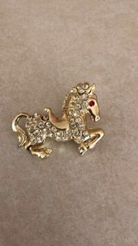 Collectible horse pins Cottonwood, 96022
