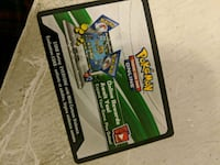 Pokemon tcgo online code for 1 10-card booster Carlsbad, 92010