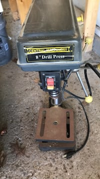 8 inch drill press Schenectady, 12302