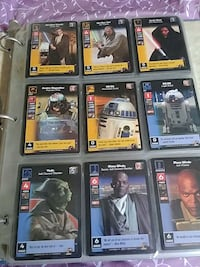 Young Jedi Collectible Cards Fairfield, 94533