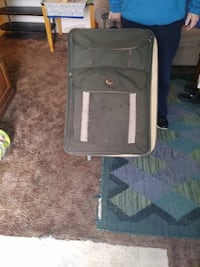 Large rolling suitcase