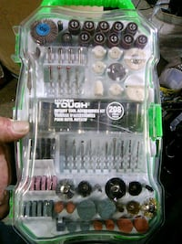 Selling one hyper touch rotary tool accessories kit