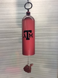 pink ATM wind chime 1201 mi