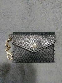 black leather crocodile skin wristlet Sacramento, 95841