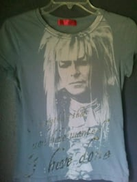 The Labyrinth David Bowie tee Crestview, 32539