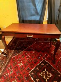 brown wooden table with chair Woodbridge, 22193