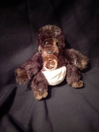 brown monkey plush toy Lubbock, 79404