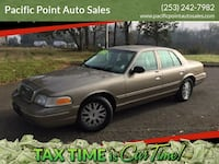 2005 Ford Crown Victoria LX 4dr Sedan Lakewood, 98499