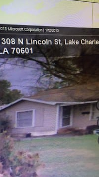 For rent 2BR 1BA Lake Charles
