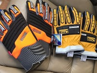 ** Two pairs of BRAND NEW insulated gloves** Chestermere, T1X 0C2