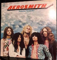 Aerosmith featuring Dream On 1973 Clovis, 93612
