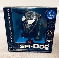 Spider-Man SPI-DOG for MP3 player and more!