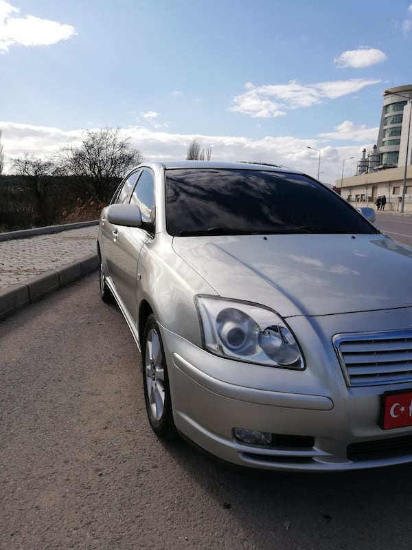 2004 Toyota Avensis 2.0 COMFORT A/T e3aee7bc-6405-4129-9f2a-f1d281826501