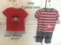 24m boy clothes Mississauga, L5A