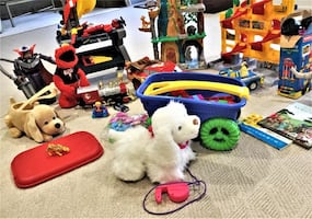 Reduced - Toys Galore for Christmas!