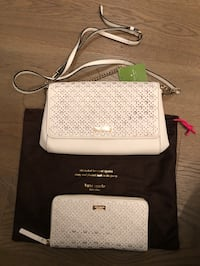 Brand New with Tags Authentic Kate Spade Bag and Wallet Set Puslinch, N1H