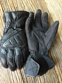 Motorcycle swede long gloves NEW Toronto