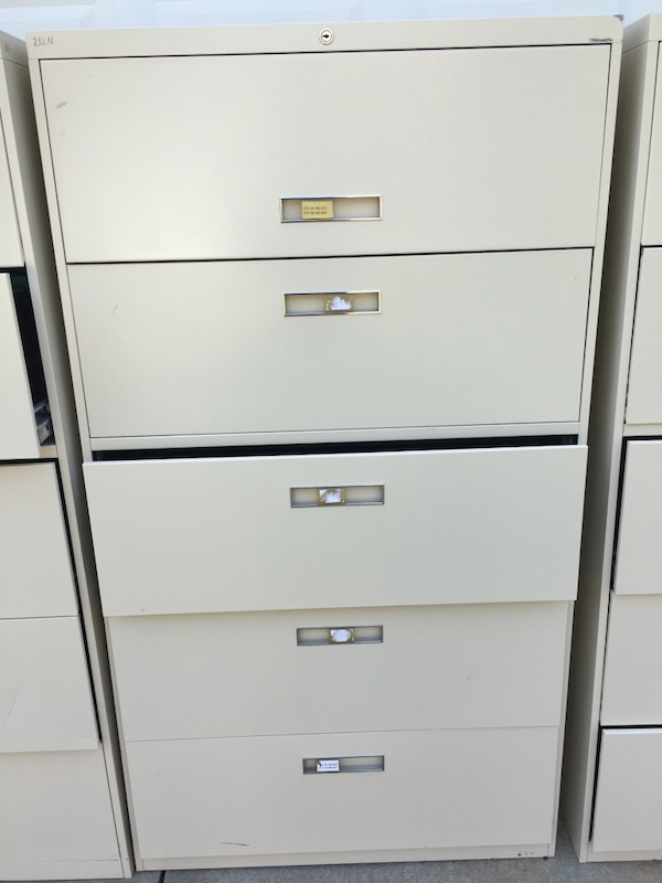 5-Drawer Laterals  4