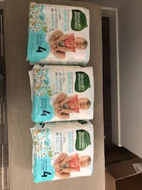 Seventh Generation Size 4 Diapers (new) Chestermere, T1X