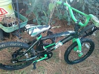 green and black BMX bicycle Irving, 75061