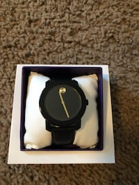 Movado Bold Black and Gold watch Anaheim, 92806