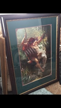 Large Beautiful Picture in Cherry Frame Chillicothe, 45601