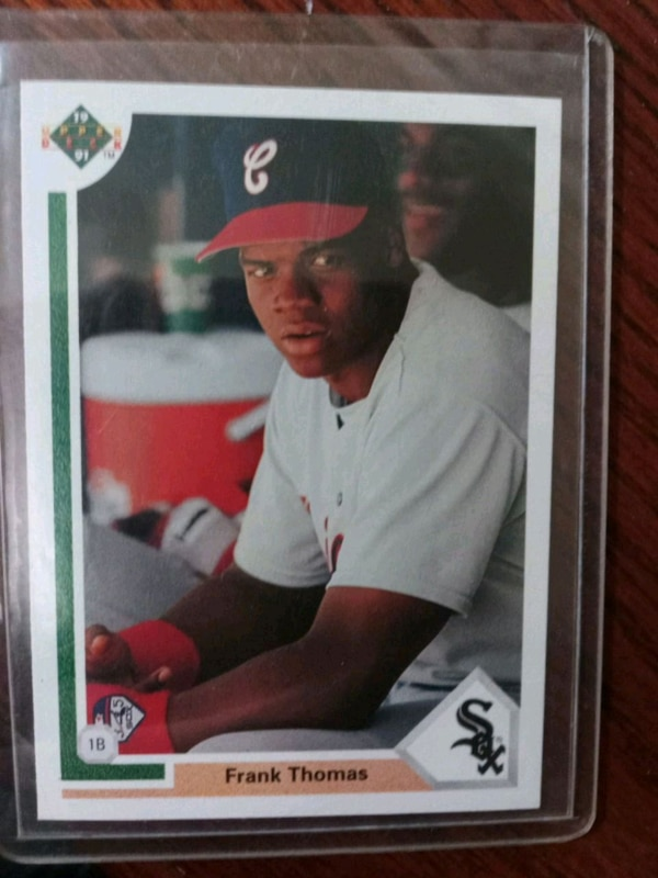 Frank Thomas Rookie Card