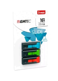 NEW Emtec 16GB USB (3 Pack) Burtonsville, 20866
