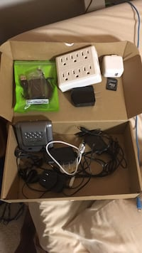 Assorted Chargers/electronic  accessories Columbia, 21044