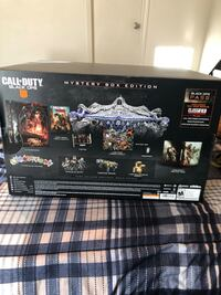 Black ops 4 mystery box edition collector items 1361 mi