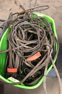 Steel slings for sale $250 Edmonton, T5W 1J6