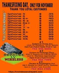 iphone repairs Las Vegas, 89101