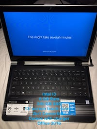 HP x360 2in1 Hyattsville, 20782
