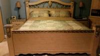 Beautiful king bedroom set Cary, 27519
