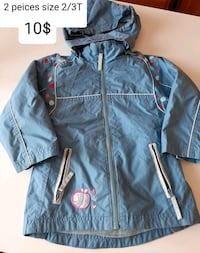 Various spring jackets for toddler Gatineau, J9H 6G1